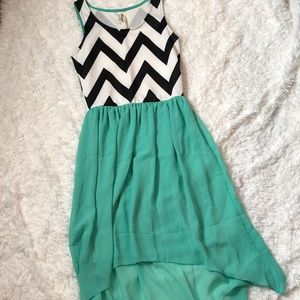 Dresses & Skirts - Chevron Dress
